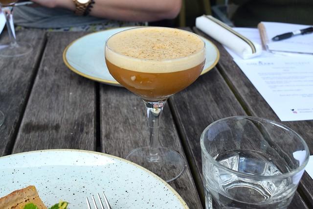 Expresso Gin Mare Martini at Rocksalt, Folkestone | www.rachelphipps.com @rachelphipps