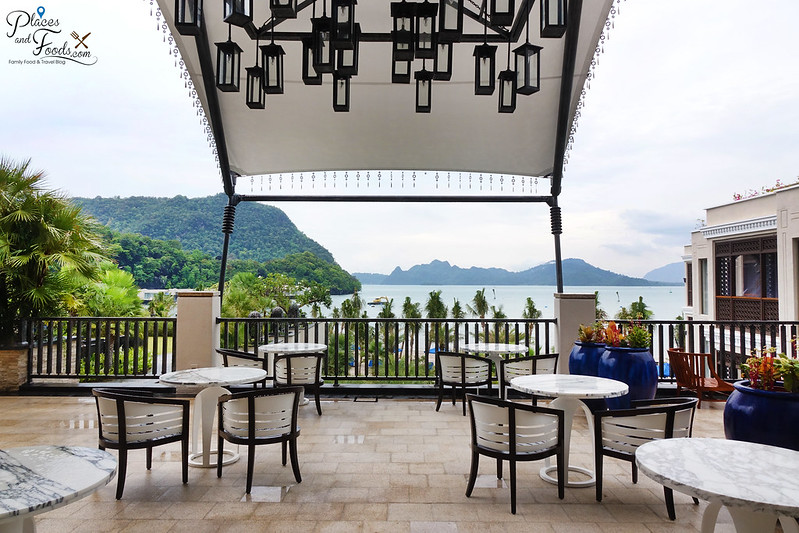 st regis langkawi gourmand deli sea view