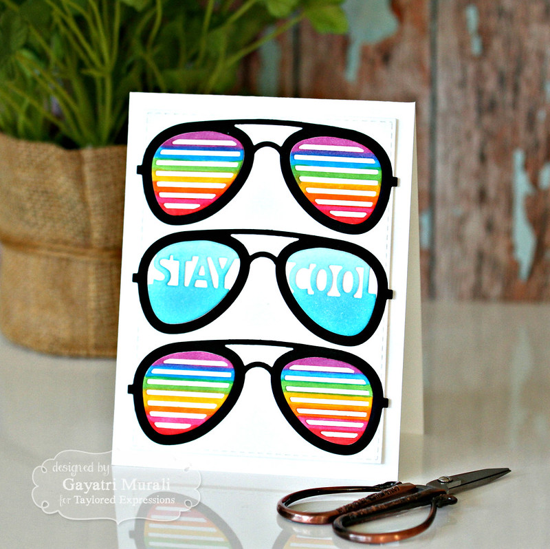 Stay Cool #1 by Gayatri Murali