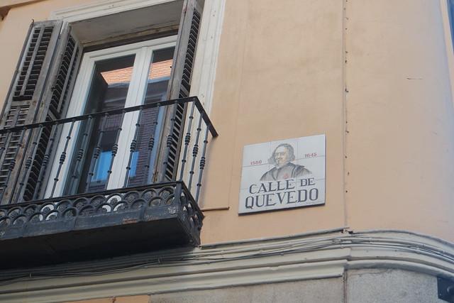 Calle de Quevedo