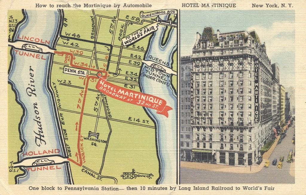 Hotel Martinique - New York, New York