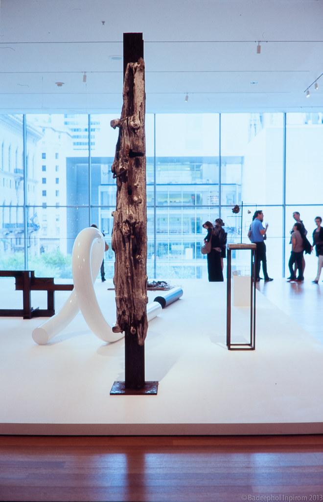 Carol Bove: The Equinox, MoMA NYC | Camera used: 1966 Minolt
