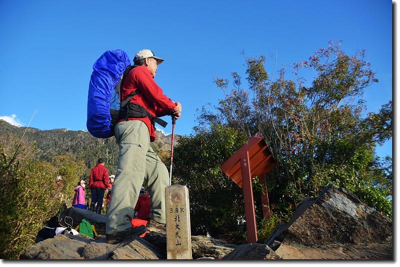 北大武山登山步道3.8K光明頂 3