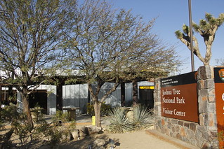 Joshua Tree Visitor Center; Joshua Tree Village, CA | by Joshua Tree National Park