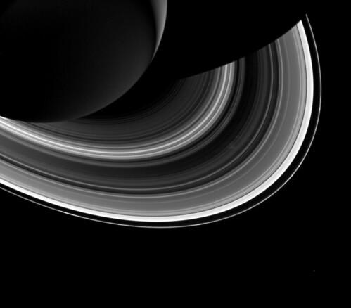 cassini saturn rings close up - photo #35