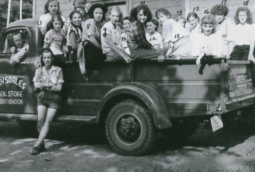 northbrook girl guides june 1950 this is a photo of the flickr