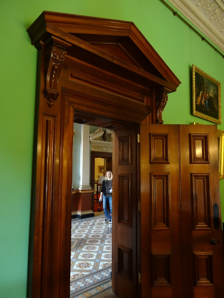... Werribee Park mansion built 1874 to 1877. Superb quality Australian red cedar joinery and doors & Werribee Park mansion built 1874 to 1877. Superb quality Au2026 | Flickr
