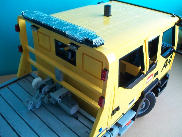 AA Recovery Truck