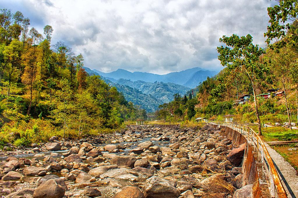 Rock Garden, Pelling, Sikkim