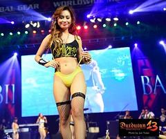 Bikini contest hazel not leave!