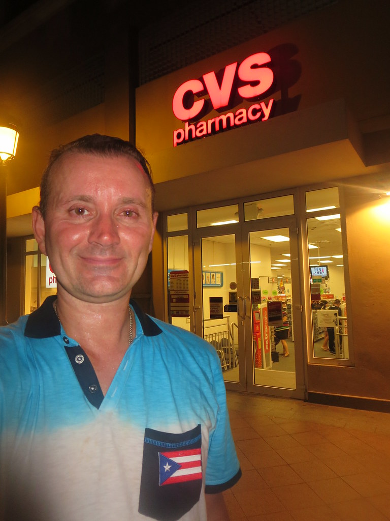 ryan janek wolowski visits cvs retail store in the port o flickr