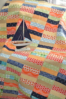 Spinnaker Quilt | by QA Creations