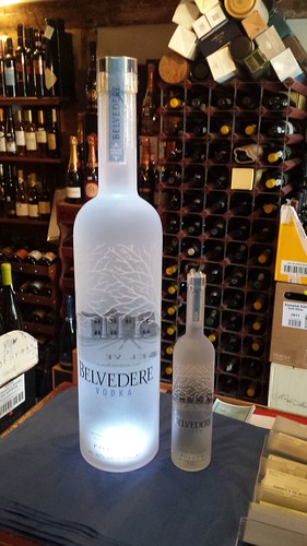 6 litre belvedere vodka with light in base 6 litre belvede flickr. Black Bedroom Furniture Sets. Home Design Ideas