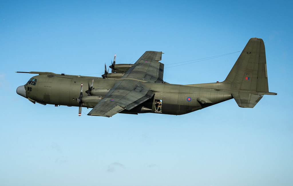 Image result for C-130K