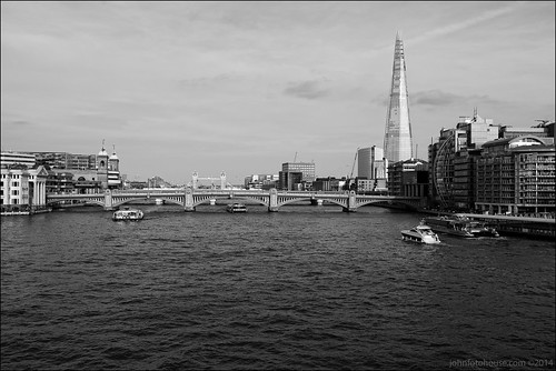 thames view with shard ... | by John FotoHouse