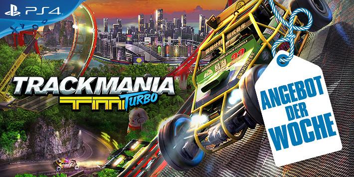 Trackmania Turbo - Angebot der Woche