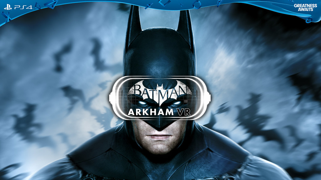 Image result for batman arkham vr