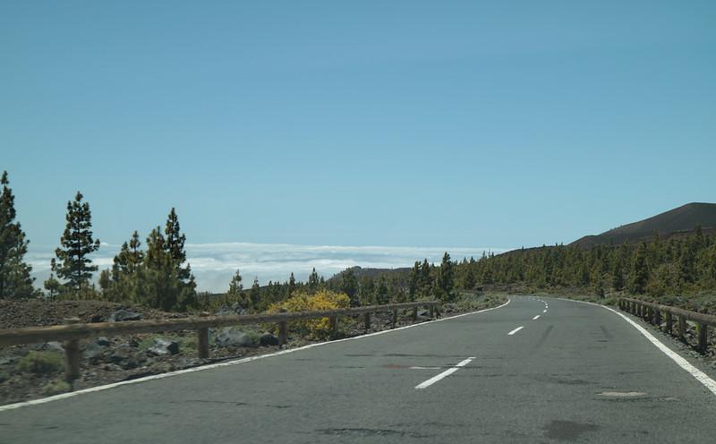 Tenerife - Parque Nacional del Teide