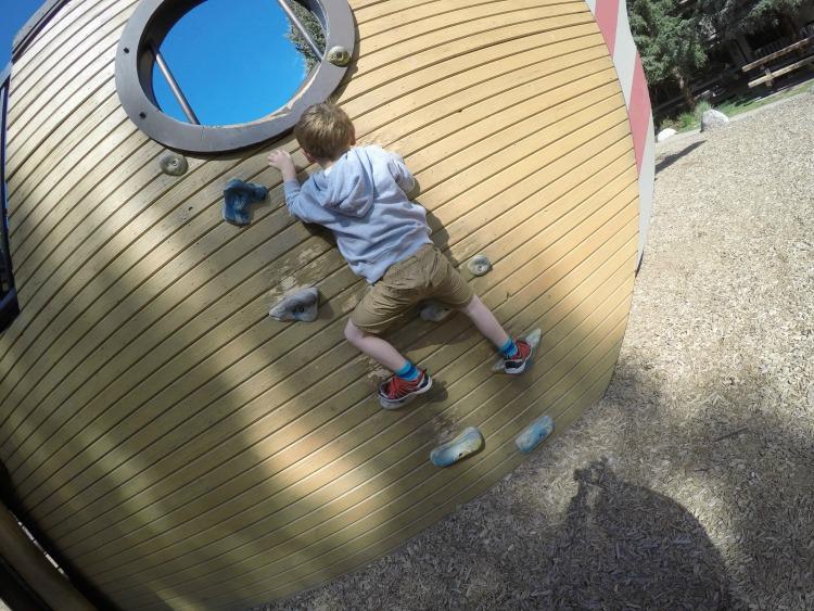 GoPro Climbing