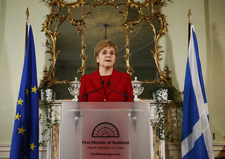 First Minister press conference | by Scottish Government
