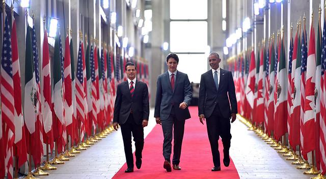 Cumbre de Líderes de América del Norte 2016