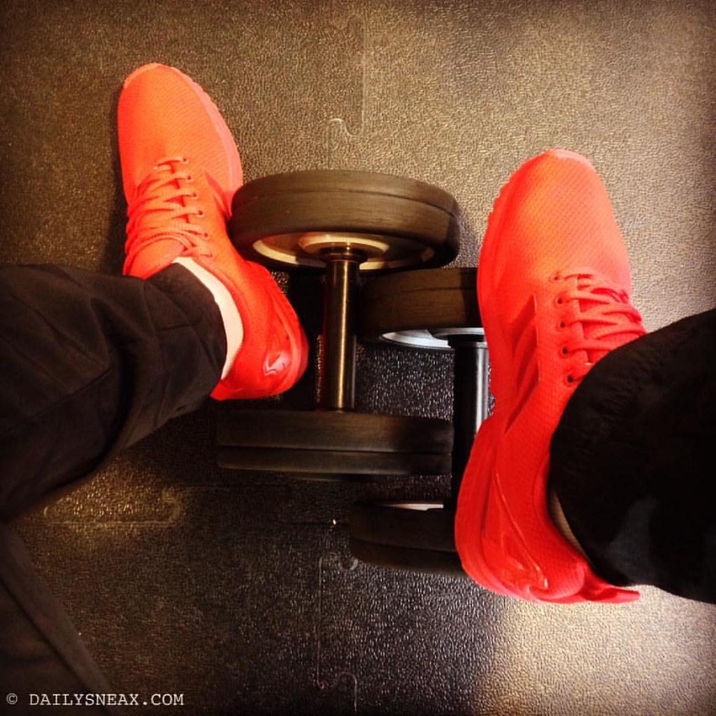 adidas zx flux gymnastique