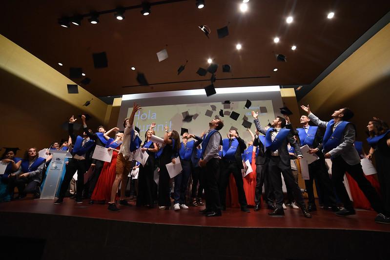 Graduació Escola Superior Politècnica 2016
