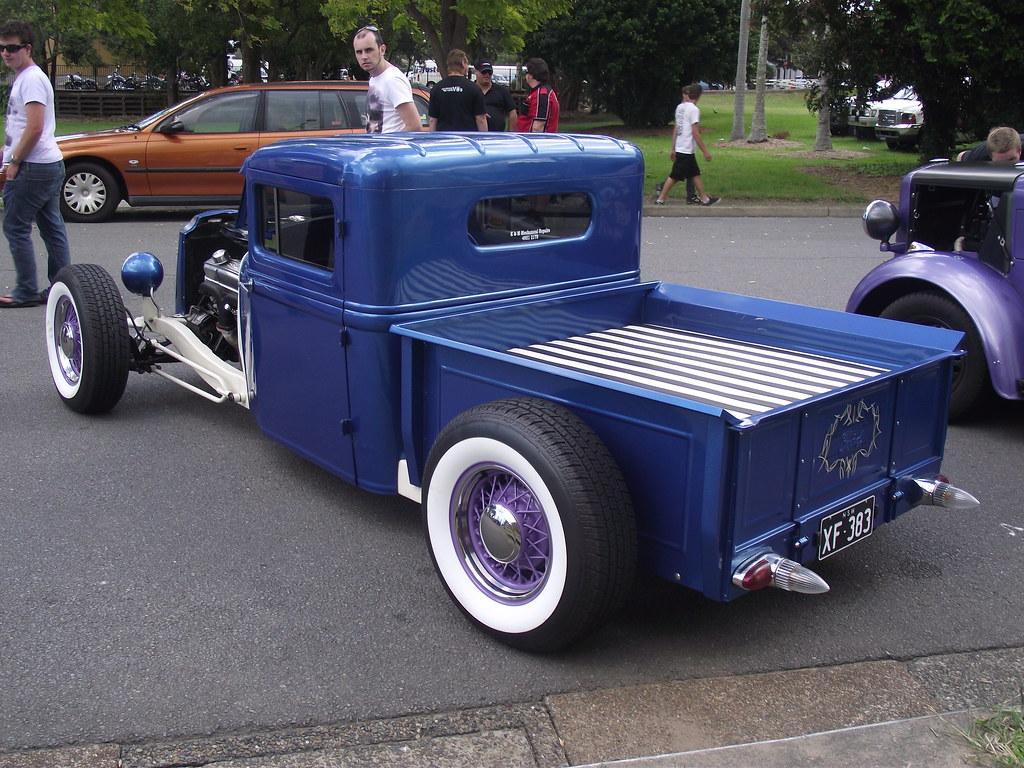 1937 Ford Pickup Custom Hot Rod | Fully customised Ford Pick… | Flickr