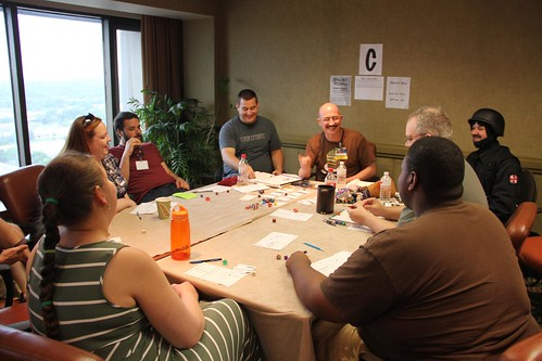 Gaming - 7/5/13 | by CONvergence Convention