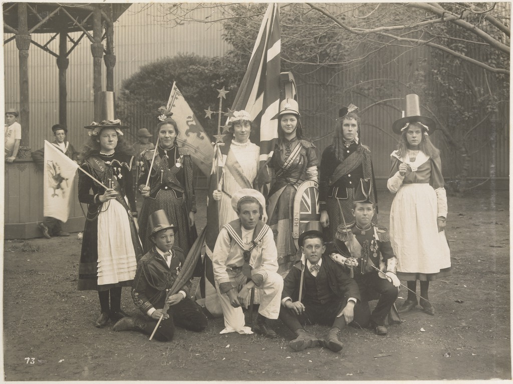 From album 324 | Fancy dress and national costume Melbourne federation celebrations 1901. From album 324 |  sc 1 st  Flickr & Fancy dress and national costume Melbourne federation celu2026 | Flickr