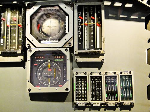 space shuttle enterprise cockpit - photo #9