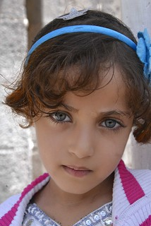Yemeni Girl | by Rod Waddington