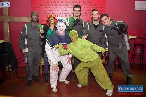 14/02/2015 Antani Project e Carnevale al Fuori Orario