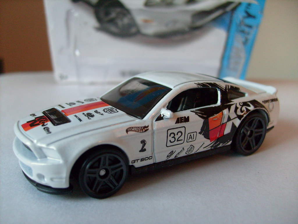 All Types 2010 mustang shelby : HOT WHEELS 2010 FORD MUSTANG SHELBY GT500 NO6 K&N FILTERS … | Flickr