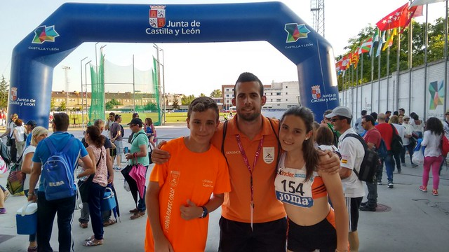 Cto España Infantil 2016 - Valladolid