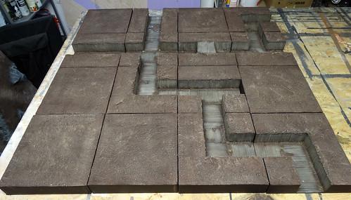 Rivet Wars 3D Spielfeld