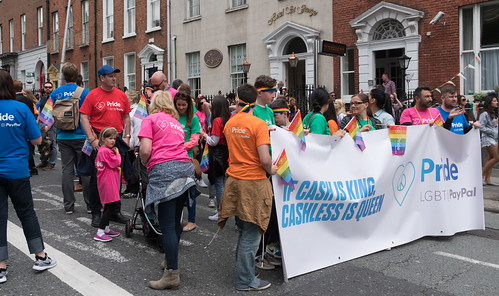 PRIDE PARADE AND FESTIVAL [DUBLIN 2016]-118173 | by infomatique