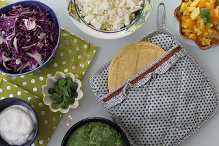 Summer recipe: Homemade salsa two ways: honeydew melon salsa verde and pineapple habeñero salsa | by Célèste of Fashion is Evolution