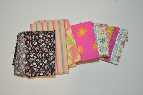 Destash fabric bundles - 7.5 oz | by Diane {from blank pages...}