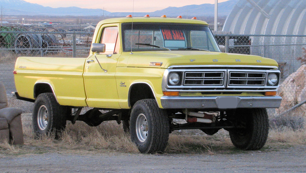 72 F100 For Sale | Eyellgeteven | Flickr