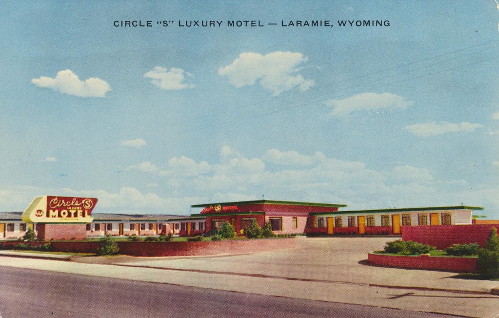 Circle S Luxury Motel - Laramie, Wyoming