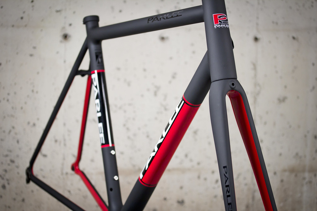 2013 Z5SLi | Matte Black w/Gloss Details | Parlee Cycles | Flickr