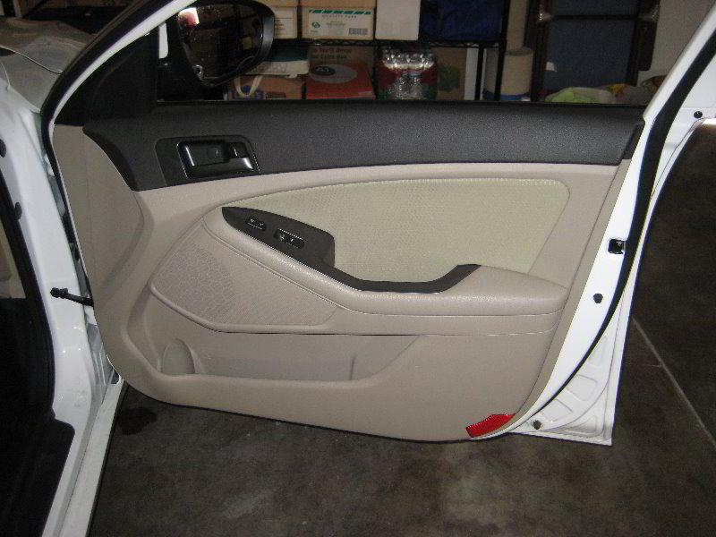 2013 Kia Optima Take Off Interior Door Panel To Upgrade Flickr