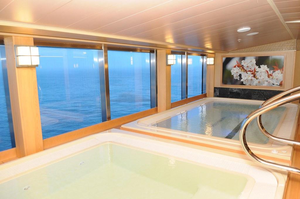 Izumi Japanese Bath   Princess Cruises   Flickr