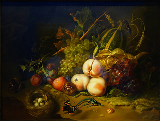 Rachel Ruysch, Fruit and Insects, 1711 | by profzucker
