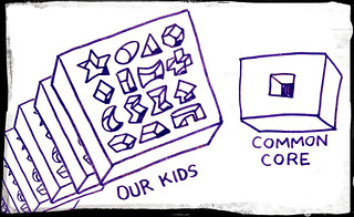 common core cartoon | by WWYD?