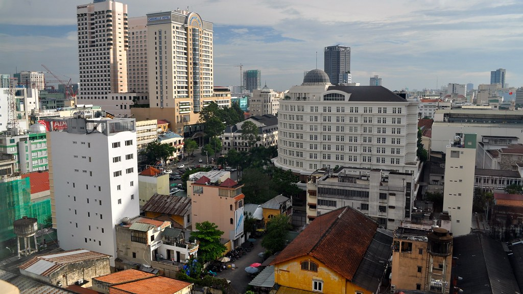 ... Hotels in District 1, Ho Chi Minh City, Vietnam - by David McKelvey