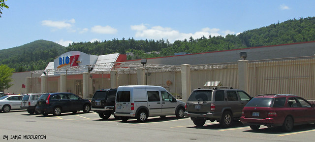 Kmart -- Boone, North Carolina