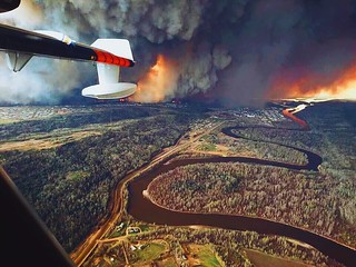 (RED CROSS LINK IN MY BIO) For those of you that are unaware, Fort McMurray, Alberta Canada has been under siege by wildfires. The whole city of 100k+ people have been evacuated. I feel like this is a chance for me to use social media for a cause bigger t | by bertbartbird