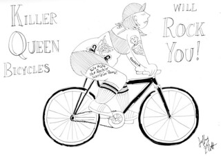 Killer Queen Bicycles | by EmperorNortonII